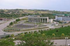 Veduta della sede del Consorzio