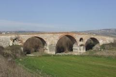 Vista attuale di Ponte valentino